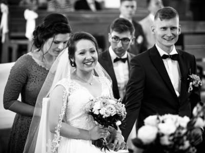 Iwona i Piotr - fotografia ślubna