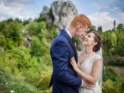Iwona i Piotr - plener ślubny