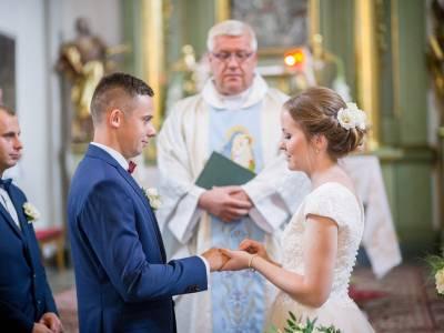 Karolina i Marek - fotografia ślubna
